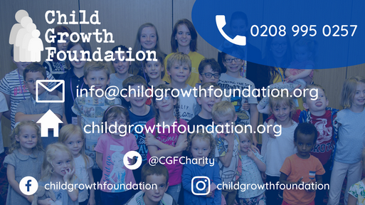 Child Growth Foundation contact information
