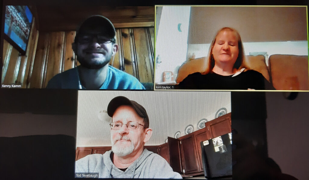 Russell Silver Syndrome - Episode 007 - Men's chat - screenshot
