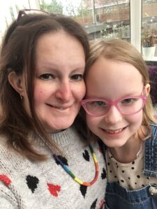 Russell Silver Syndrome Podcast - Episode 010 - Guest - Steph, and her daughter, Isabelle