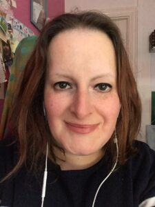 Steph Robson - Creative Content Producer - Russell Silver Syndrome Podcast